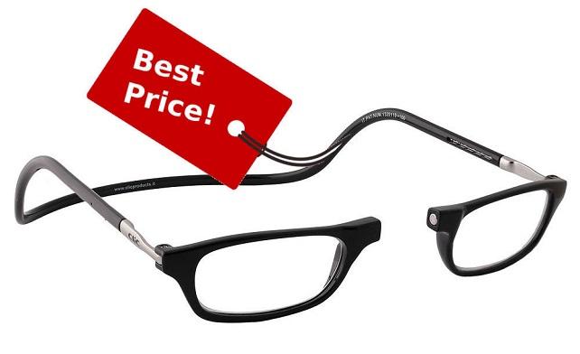 Spedizione gratuita CliC occhiali calamita