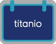 Montature da vista in titanio